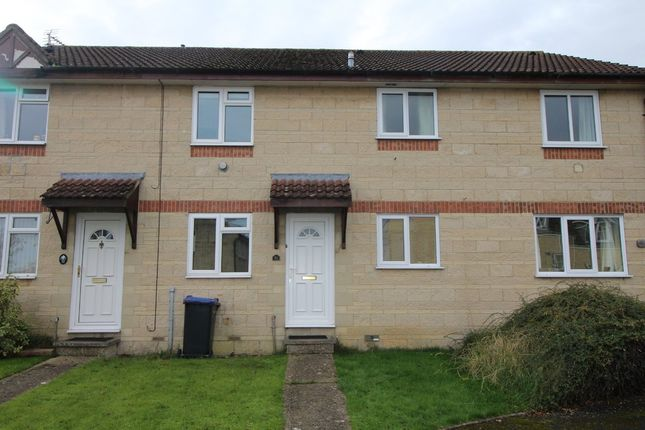 Thumbnail Terraced house to rent in Ray Close, Chippenham