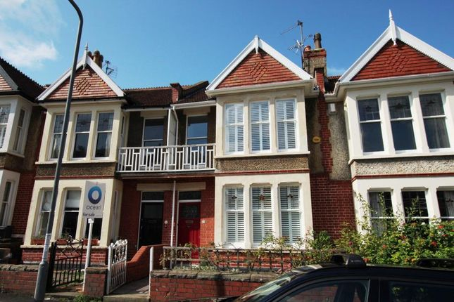 Thumbnail Property to rent in St. Albans Road, Westbury Park, Bristol