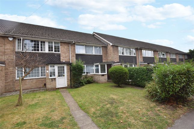 Thumbnail Terraced house to rent in Church Road, Frimley, Camberley, Surrey