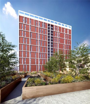 Descovery Tower New Build Flats