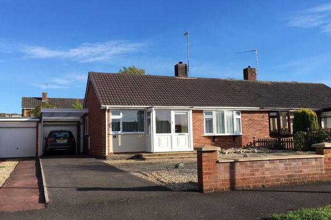 Thumbnail Semi-detached house for sale in Manor Orchard, Taunton, Somerset