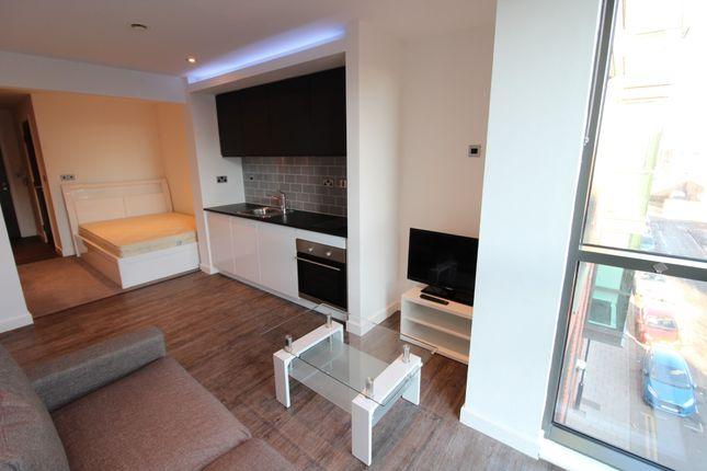 Thumbnail Flat to rent in Hodgson Street, Sheffield