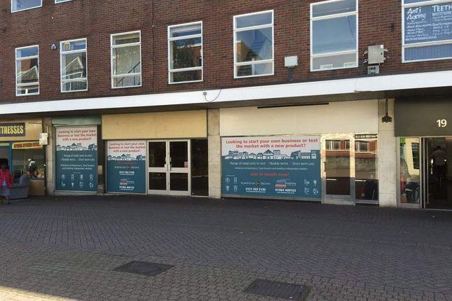 Thumbnail Retail premises to let in 20, Bridge Street And Church Street, Nuneaton