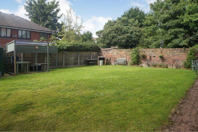 Rear Garden of Southwood Road, Liverpool L17