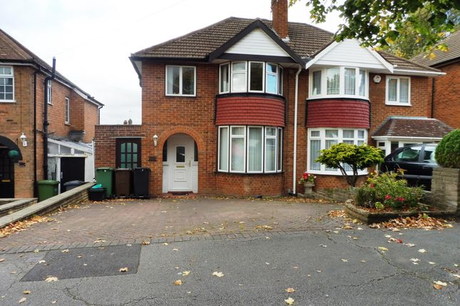 Thumbnail Property to rent in Berkeley Road, Shirley, Solihull