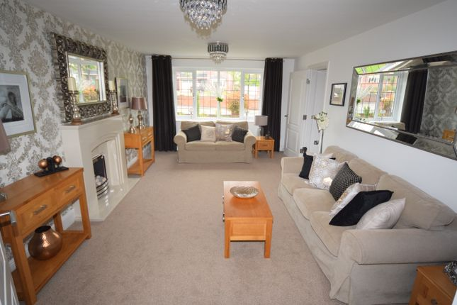 Detached house for sale in Plot 27, Thorncliffe Road, Barrow-In-Furness