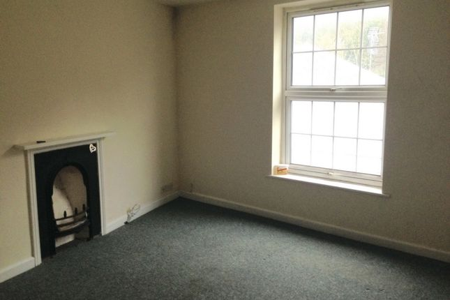 Thumbnail Flat to rent in High Street, Cinderford