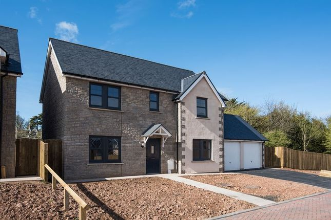 Thumbnail Detached house for sale in Plot 23, Peelwalls Meadows, Eyemouth