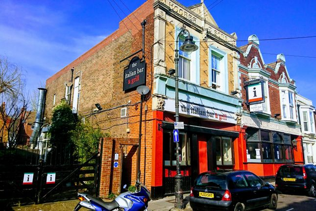 Thumbnail Restaurant/cafe for sale in Great Southsea Street, Southsea