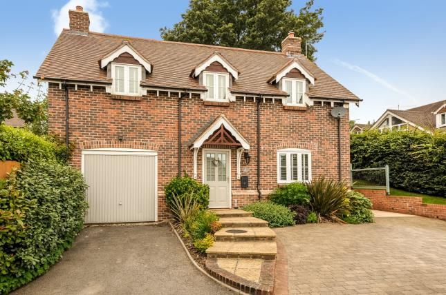 Thumbnail Detached house for sale in Dillons Gardens, Lytchett Matravers, Poole