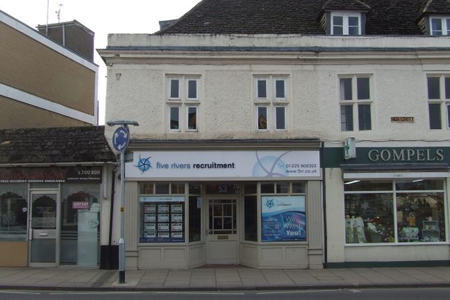 Thumbnail Office to let in High Street, Melksham