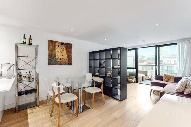 Thumbnail Flat for sale in Kensington Apartments, London