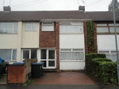 3 bed terraced house to rent in Langdale Avenue, Holbrooks, Coventry CV6