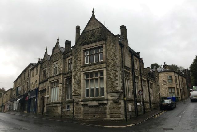 Thumbnail Office for sale in Market Street, Bacup, Lancashire