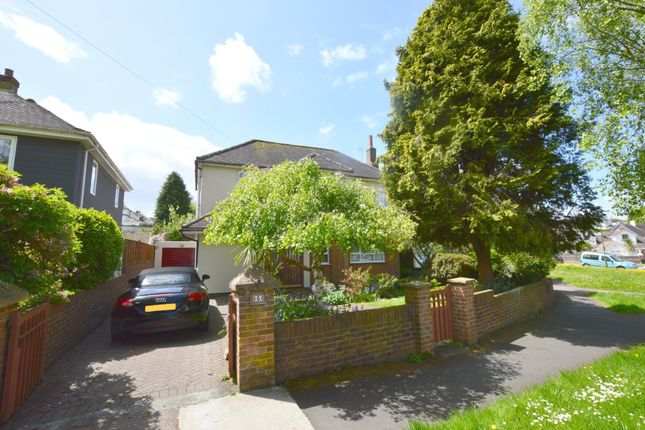Thumbnail Detached house to rent in Cadewell Park Road, Torquay