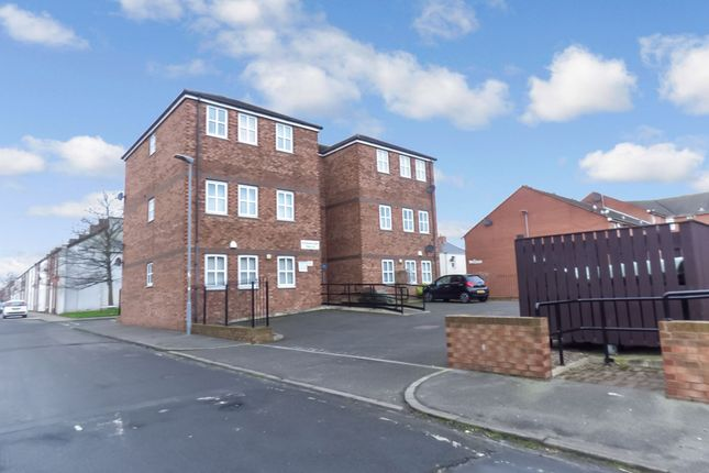 Richmond Court, Wright Street, Blyth NE24
