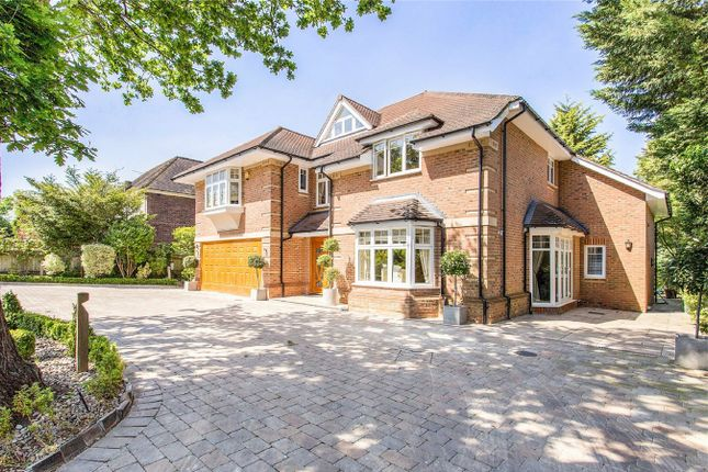 Thumbnail Detached house for sale in Gordon Avenue, Stanmore, Middx