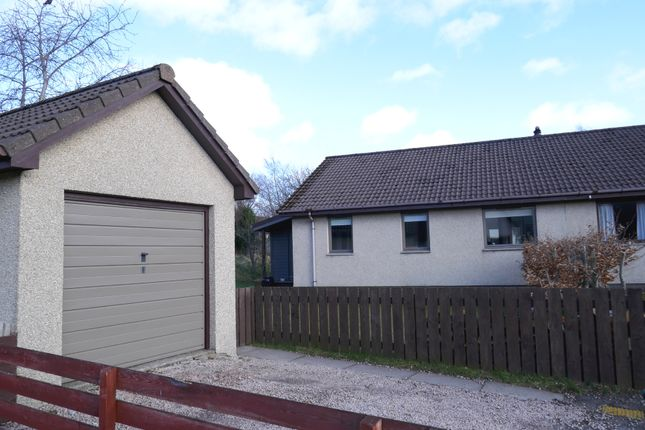 Thumbnail Semi-detached house for sale in Grampian View, Aviemore