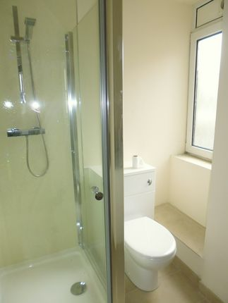 Shower Room of Flat 2/1, 24 Argyle Street, Rothesay PA20