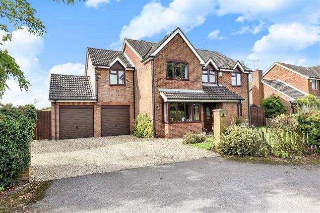 Thumbnail Detached house for sale in Fairview, Chippenham, Wiltshire