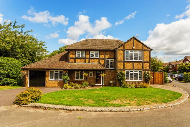 Thumbnail Detached house for sale in Dunlin Rise, Guildford