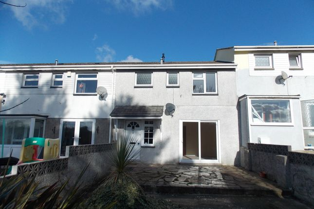 Thumbnail Terraced house to rent in St. Marys Road, Lanstephan, Launceston