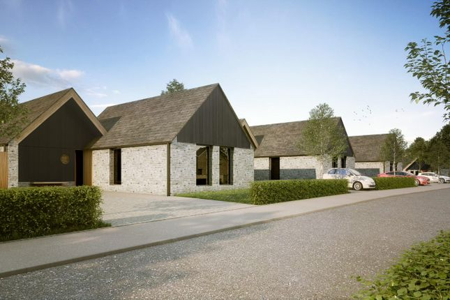 Thumbnail Detached bungalow for sale in Station Road, Ansford, Castle Cary
