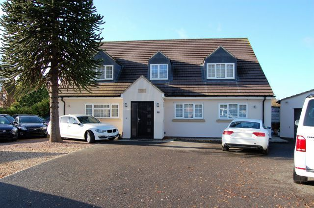 Thumbnail Detached house for sale in Park View, Moulton, Northampton