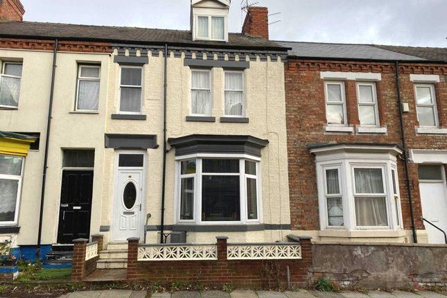 5 bed terraced house for sale in Corporation Road, Darlington DL3