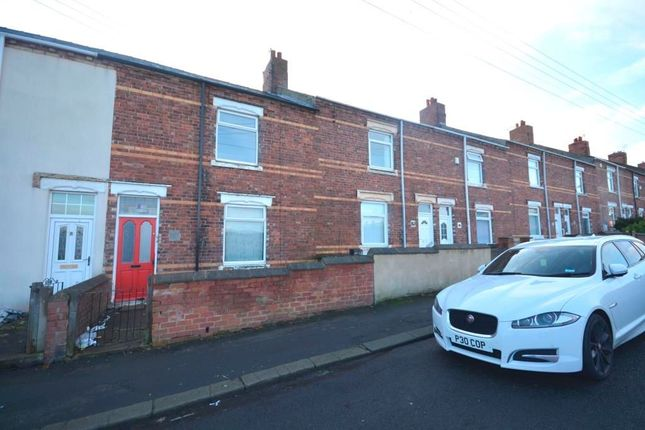 Thumbnail Terraced house for sale in South Terrace, Horden, Peterlee