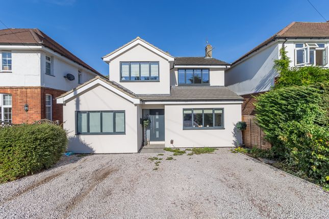Thumbnail Detached house for sale in New Road, Broxbourne