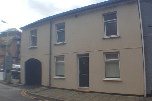 Thumbnail End terrace house to rent in Foundry Place, Porth