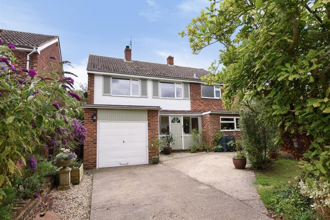 Thumbnail Property for sale in Orchard Gardens, West Challow, Wantage