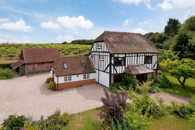Thumbnail Detached house for sale in Well Street, Loose, Maidstone