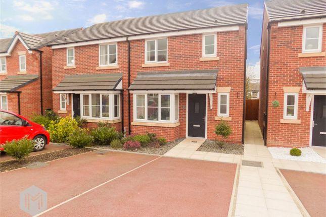 Thumbnail Semi-detached house for sale in Grove Farm Drive, Adlington, Chorley, Lancashire