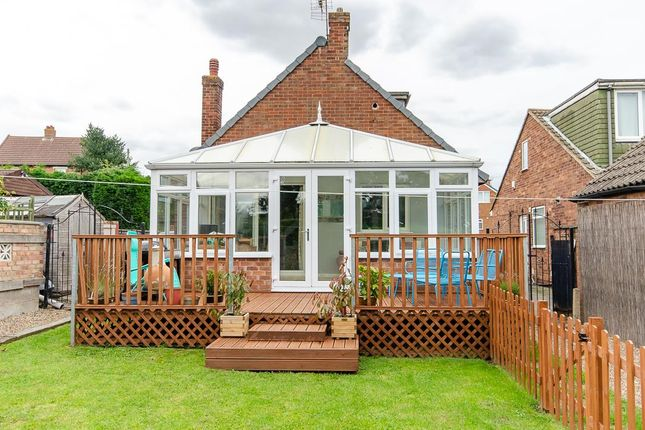 Thumbnail Detached bungalow for sale in Clay Lane, Keyingham, Hull