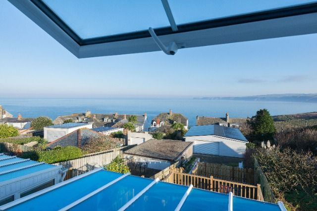 Thumbnail Property for sale in The Porthole, 11 Tintagel Terrace, Port Isaac