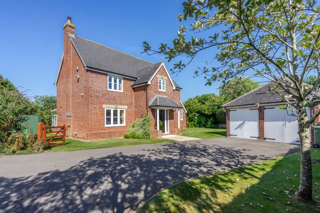 Thumbnail Detached house for sale in Bremilham Road, Malmesbury