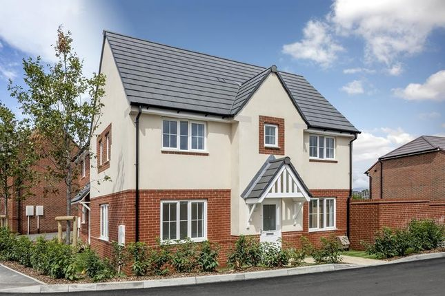 Thumbnail Detached house for sale in Warren Grove, Robell Way, Storrington