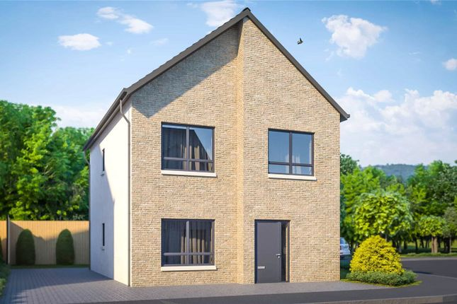 Thumbnail Detached house for sale in Plot 9 - Carmichael Homes, Moss Road, Bridge Of Weir