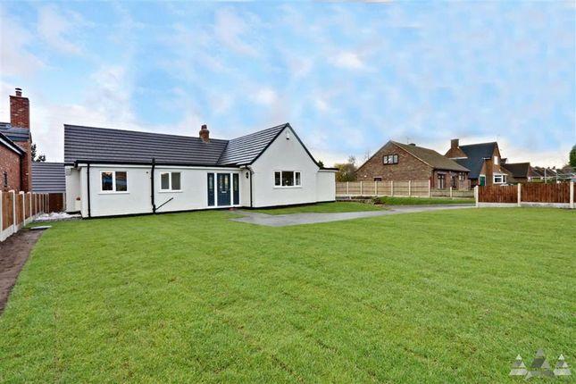 Thumbnail Detached bungalow for sale in Blacksmith Lane, Calow, Chesterfield, Derbyshire
