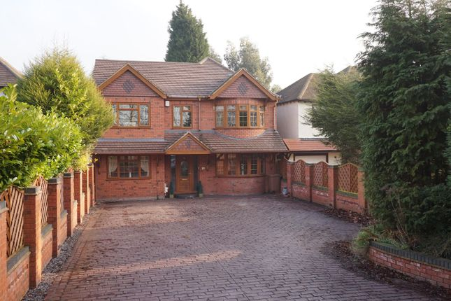 Thumbnail Detached house for sale in Stafford Road, Walsall