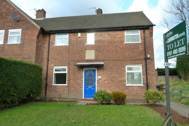 Thumbnail Semi-detached house to rent in Cross Lane, Marple, Stockport