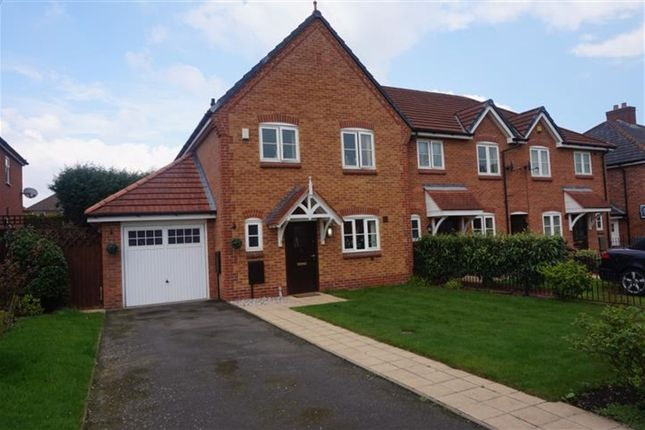Thumbnail End terrace house for sale in Teesdale Avenue, Hodge Hill, Birmingham