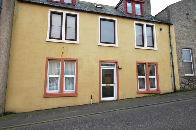Thumbnail Flat to rent in Commerce Street, Lossiemouth