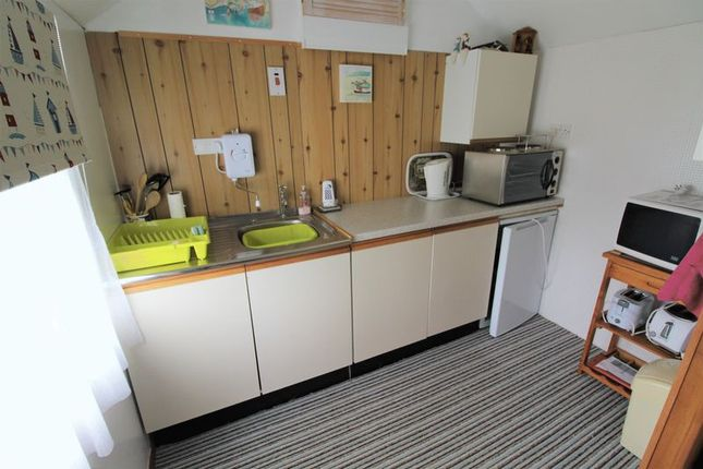 Kitchen Area of Coast Road Chalet Estate, Coast Road, Bacton, Norwich NR12
