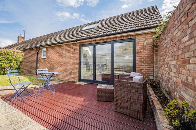 Thumbnail Semi-detached bungalow for sale in Fernhill Road, Begbroke, Kidlington