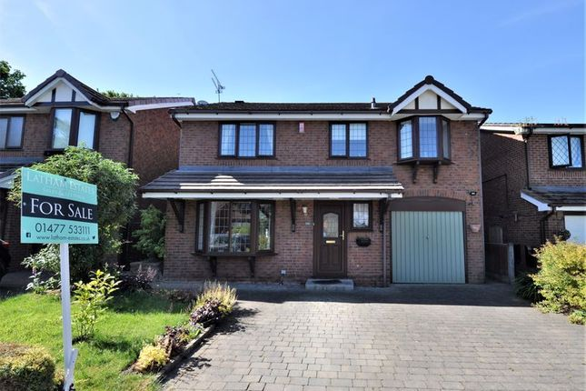 Thumbnail Property for sale in Portree Drive, Holmes Chapel, Crewe