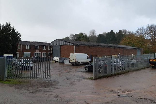 Thumbnail Industrial to let in Lords Meadow Lane, West Street, Bampton, Tiverton