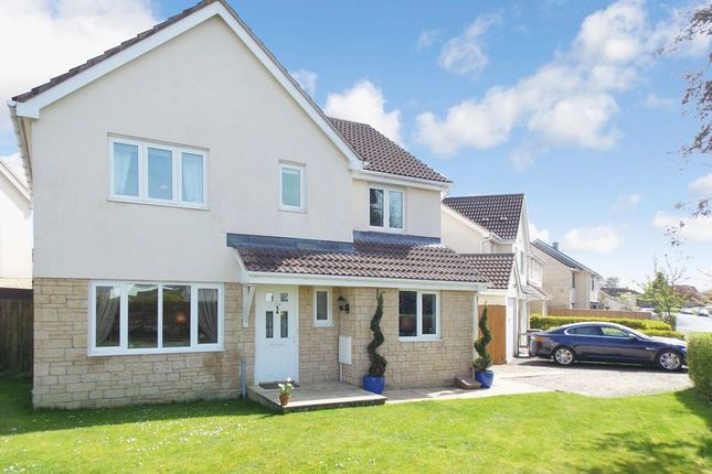 Thumbnail Detached house for sale in Critchill Road, Frome
